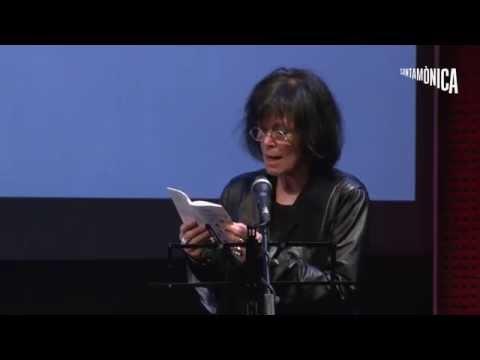Dilluns de Poesia a l'Arts Santa Mònica amb Denise Desautels