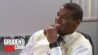 Cam Newton goes through Gruden's QB Camp (2011) | ESPN Archive