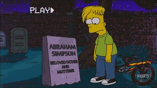 Billie Eilish, Khalid—lovely / Bart Simpson