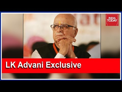 Vajpayee's Closest Friend For 65 Years, LK Advani, Talks To India Today