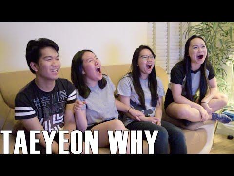 Taeyeon (태연)- Why (Reaction Video)
