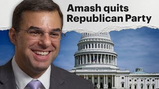 Justin Amash on Quitting the GOP: 'It's Nice to Be Happy and Free'
