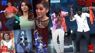 Dhee Champions promo ft. Hyper Aadi, Sudigali Sudheer, Var..