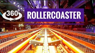 Best 360 Roller Coaster VR Video 360 4K