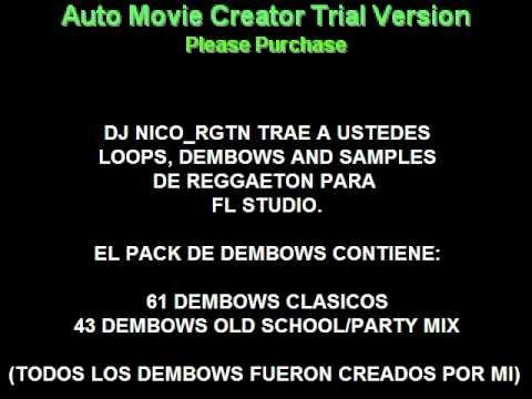 Dembow De Reggaeton Para Fl Studio.mp4