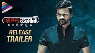 Jawaan Telugu Movie Release Trailer- Sai Dharam Tej, Mehre..