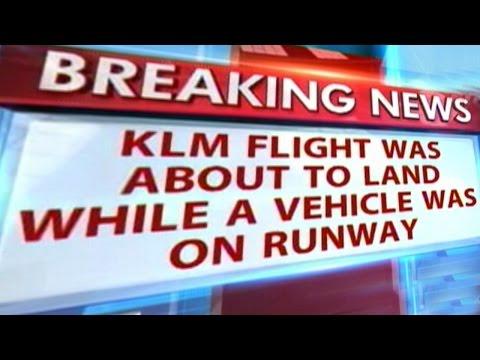 HLT : Disaster averted at Indira Gandhi International Airport
