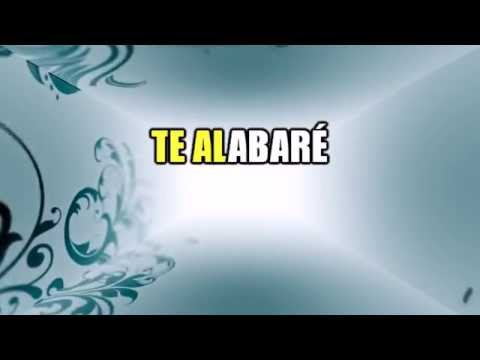 Rojo - Te alabaré (pista)