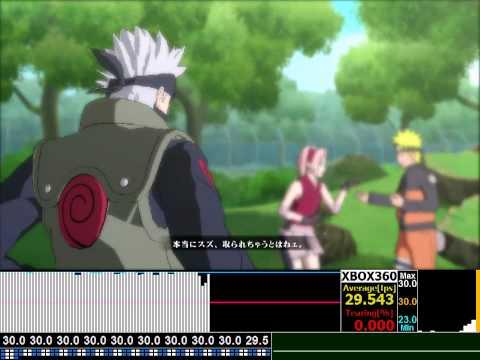 Игра Naruto Shippuden: Ultimate Ninja Storm 2