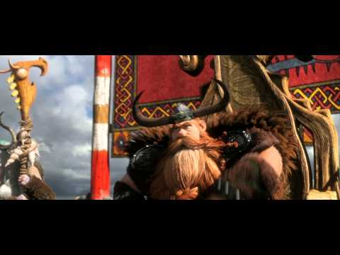 HOW TO TRAIN YOUR DRAGON 2 - First 5 Minutes - Smashpipe Film