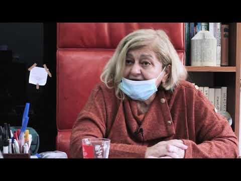 Κλημεντίνη Καραγεωργίου:  300 εκατομμύρια πάσχουν από μια σπάνια πάθηση