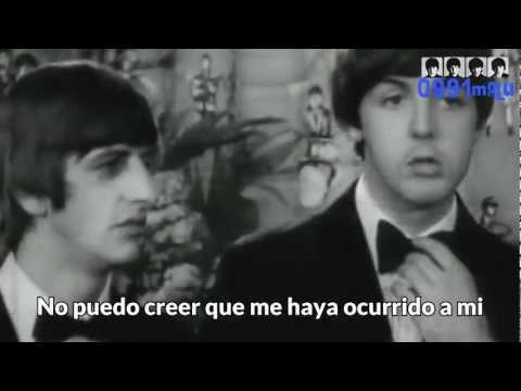 Ask Me Why-The Beatles(subtitulado)