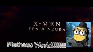 Os Minions Assistindo Ao Trailer 2 De X-MEN - Fênix Negra Com Brian O Minion!!!!