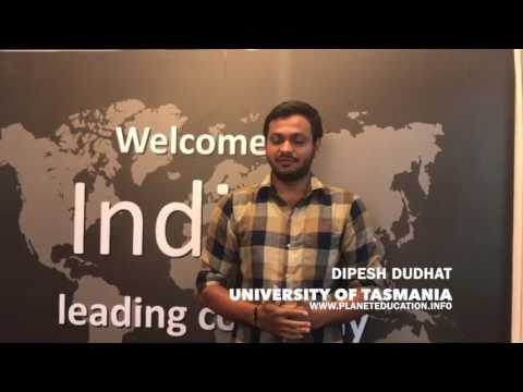 Students talk about Planet Education | Dipesh Dudhat