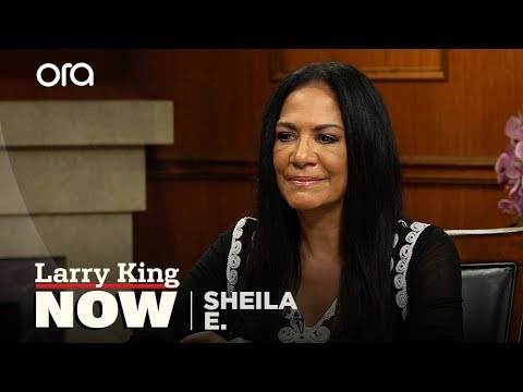 Sheila E. on losing Prince and the current state of music