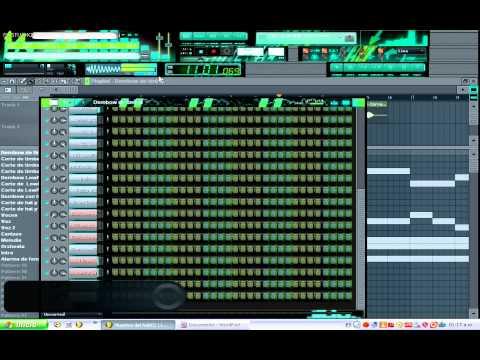 Reggaeton beat fl studio (Dj Nah).wmv