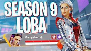 Season 9 Loba is a TRUE Mobility Legend! - Apex Legends Season 9