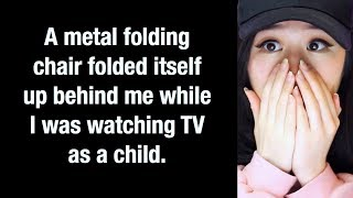 People Reveal Their Scary Experiences
