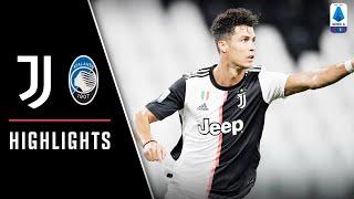 Juventus 2-2 Atalanta   Ronaldo Double Earns Juventus a Late Draw!   Highlights