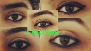 5 Kajal style with simimidhun