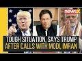 US President Donald Trump Tweets After Speaking to PM Narendra Modi, Pakistan PM Imran Khan