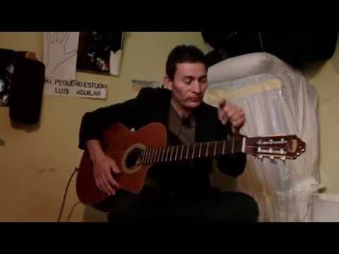Tutorial alabanza de adoracion LA NIÑA DE TUS OJOS SI Mayor guitarra