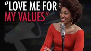 "Joy Villa: Black Trump supporters called ""sell-outs"" (by other blacks)"