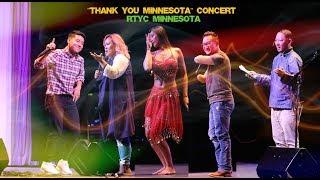 """Thank you Minnesota"" Concert by RTYC Minnesota"