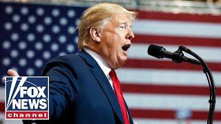 Trump hosts final pre-Election Day 'MAGA' rally