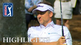 Ian Poulter's Highlights | Round 2 | RBC Heritage