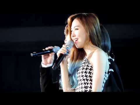 140815 SMTOWN LIVE 2014 IN SEOUL That's what friends are for Wendy
