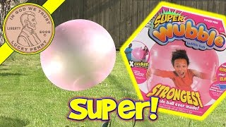 SUPER Wubble Bubble Ball Strongest Ever Made!