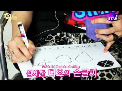 [EXOTICSUBS] 120511 The Star Interview - EXO K {ENG SUB}