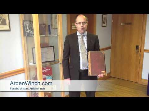 Arden Winch - Find us on Facebook