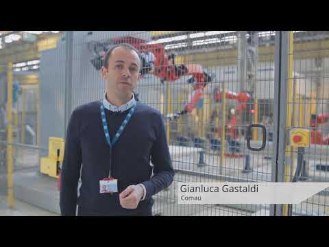 Comau Il Patentino della Robotica – Robotics License