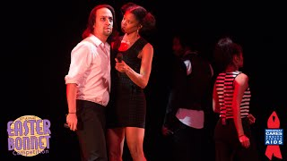 Broadway's Hamilton - Opening Number Homage to Sweeney Todd