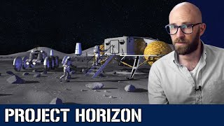 Project Horizon: America's Military Outpost on the Moon