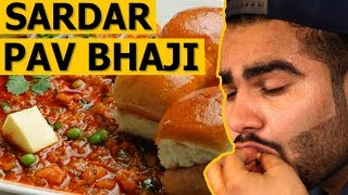 World Famous Pav Bhaji in India | Must Have | Mumbai's Best Pav Bhaji | Sardar Pav Bhaji