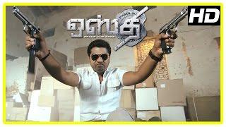 Osthi Tamil Movie | Action Scenes | Simbu | Sonu Sood | Jithan Ramesh | Santhanam