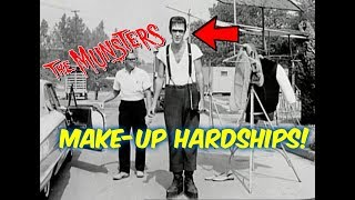 The Munsters--The MAJOR Struggles Fred Gwynne went Through In Make-up and Wardrobe!