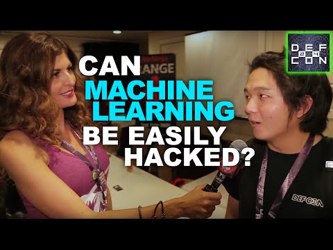 DEF CON 24 ▶︎ Clarence Chio on Machine Learning Vulnerabilities