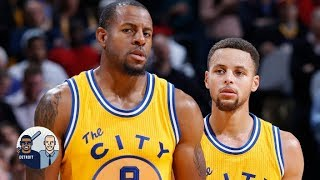 Steph Curry misses Andre Iguodala on the Warriors | Jalen & Jacoby