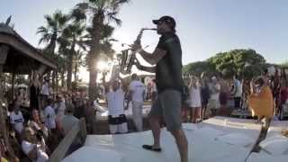 Jimmy Sax - Live at Nikki beach St Tropez (Opus - Eric Prydz)
