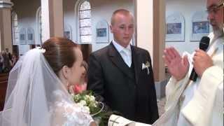 Monika i Arek - skrót wesela