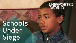 The Schools Under Siege in South Africa   Unreported World