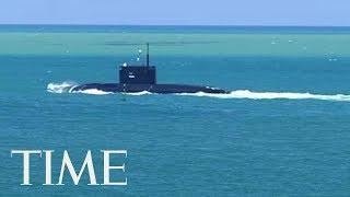 Al menos 14 tripulantes mueren tras el incendio de un submarino militar ruso