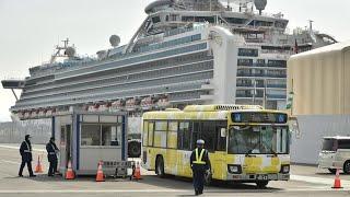 Two passengers dead from coronavirus-hit cruise ship in Japan