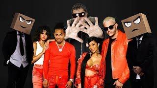 Dj Snake ft Cardi B, S. Gomez, Ozuna Vs Panjabi MC - Taki Taki Vs Mundian (Djs From Mars Bootleg)