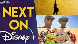 Next On Disney+ July 2020 Trailer (US)