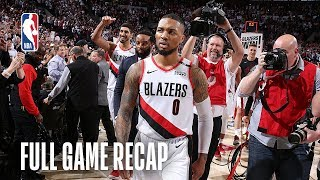 THUNDER vs TRAIL BLAZERS | MUST-SEE Finish That Will Leave You SPEECHLESS! | Game 5